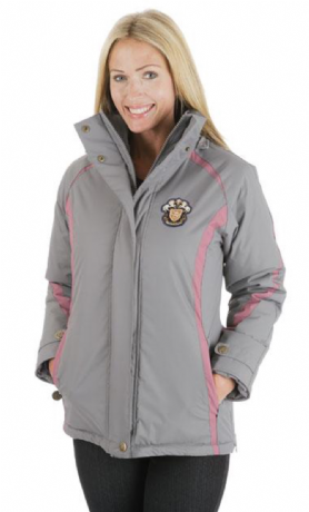 SHERWOOD FOREST ROSEBERRY JACKET - SMOKE DAMSON  SALE - RRP £59.99